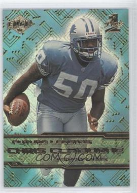 1999 Collector's Edge 1st Place - Future Legends #FL12 - Chris Claiborne