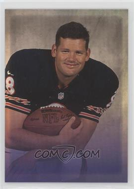 1999 Collector's Edge 1st Place - Rookie Gamegear - Blank Back Missing Foil #RG7 - Cade McNown