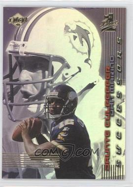 1999 Collector's Edge 1st Place - Successors #S9 - Daunte Culpepper, Dan Marino
