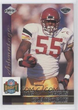 1999 Collector's Edge Advantage - [Base] #158 - Chris Claiborne