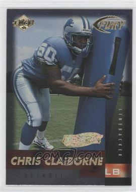 1999 Collector's Edge Fury - [Base] - Gold Ingot #158 - Chris Claiborne