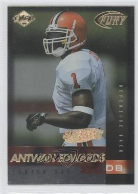 1999 Collector's Edge Fury - [Base] - Gold Ingot #163 - Antuan Edwards