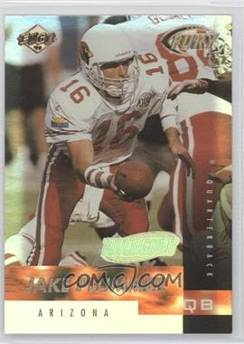 1999 Collector's Edge Fury - [Base] - Hologold #110 - Jake Plummer /50