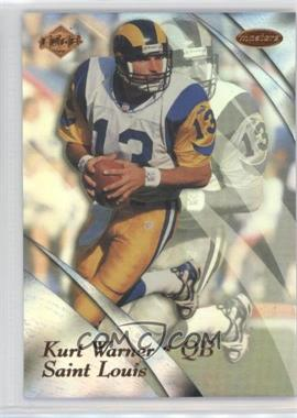 1999 Collector's Edge Masters - [Base] - Galvanized #157 - Kurt Warner /1000