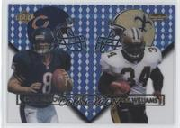Cade McNown, Ricky Williams #/1,000