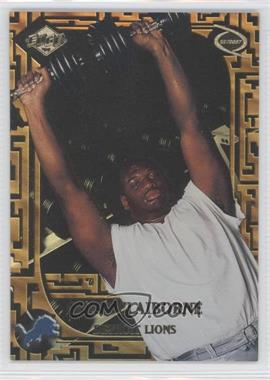 1999 Collector's Edge Odyssey - Cut 'N' Ripped #CR3 - Chris Claiborne