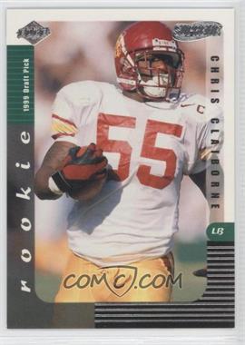 1999 Collector's Edge Supreme - Draft Picks #CC - Chris Claiborne