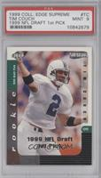 Tim Couch (1999 NFL Draft 1st Pick) [PSA 9]