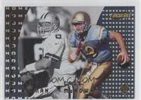 Cade McNown, Troy Aikman