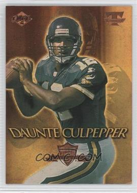 1999 Collector's Edge Triumph - Commissioner's Choice #CC4 - Daunte Culpepper