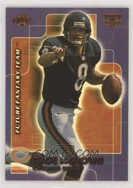 1999 Collector's Edge Triumph - Future Fantasy Team #FFT16 - Cade McNown