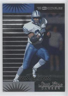 1999 Donruss - [Base] - Stat Line Career #43 - Barry Sanders /99