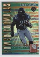 Fred Taylor #/3,500