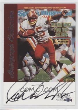 1999 Fleer Sports Illustrated - Autograph Collection #JOWA - Joe Washington