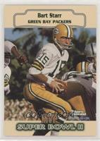 Super Bowl II - Bart Starr