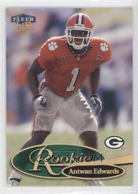 1999 Fleer Ultra - [Base] #283R - Antuan Edwards