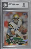 Cade McNown [BGS 8 NM‑MT]