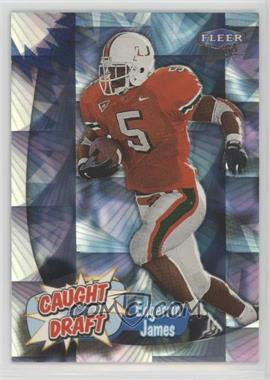 low priced f6556 52342 1999 Fleer Ultra - Caught in the Draft #10CD - Edgerrin James