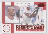 Eddie George #/500