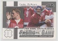 Cade McNown #/1,000