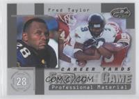 Fred Taylor #/1,000
