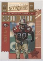Jerry Rice, Steve Young #/50