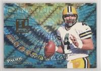 Brett Favre [EX to NM] #/99