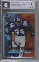 Randy Moss [BGS 8 NM‑MT]