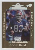 Andre Reed #/500
