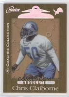 Chris Claiborne /500