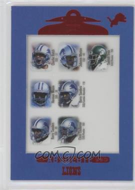 1999 Playoff Absolute SSD - [Base] #140 - Charlie Batch, Johnnie Morton, Sedrick Irvin, Herman Moore, Barry Sanders, Chris Claiborne