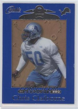 1999 Playoff Absolute SSD - [Base] #169 - Chris Claiborne