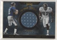 Mark Brunell, Jimmy Smith, Keenan McCardell, Fred Taylor