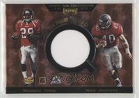 Warrick Dunn, Mike Alstott, Trent Dilfer, Reidel Anthony [EX to NM]