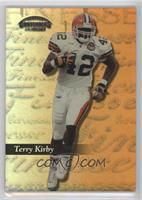 Terry Kirby /25