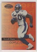 Terrell Davis #/100
