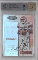 Kevin Johnson [BGS 9 MINT]