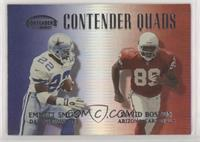 Emmitt Smith, Jake Plummer, Troy Aikman, David Boston