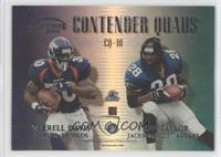 Terrell Davis, Fred Taylor, Brian Griese, Mark Brunell