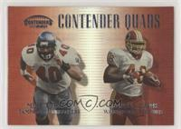 Mike Alstott, Stephen Davis, Warrick Dunn, Brad Johnson