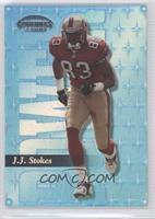 J.J. Stokes #/50