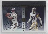 Daunte Culpepper, Torry Holt