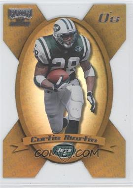 1999 Playoff Momentum SSD - [Base] - Os #132 - Curtis Martin /25