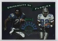 Fred Taylor, Emmitt Smith
