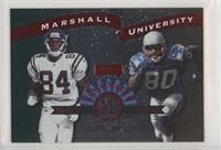 Randy Moss, Troy Brown [EX to NM]