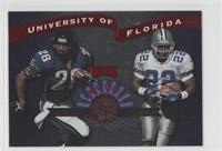 Fred Taylor, Emmitt Smith [Noted]