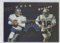 Troy Aikman, Cade McNown