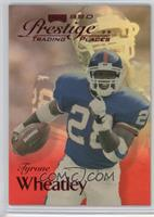 Tyrone Wheatley #/500