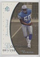 Chris Claiborne /250