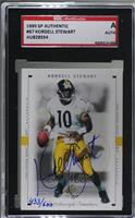 Kordell Stewart [SGC Authentic Authentic]